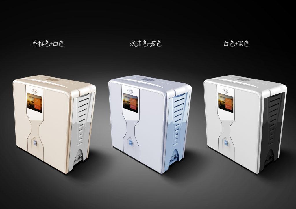 拓成工业产品设计_臭氧机外观设计_臭氧机结构设计_臭氧机