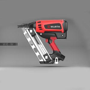 安全、高效、耐用-射钉器W6-6