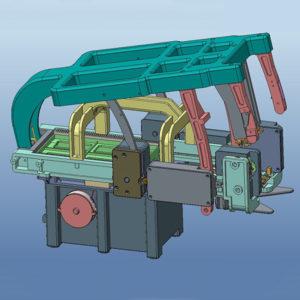 阔程套装机-整体结构