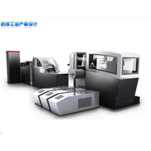 自动化典范-产品包装机生产线