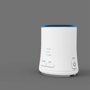 呼吸清新、净享生活-负离子空气净化器