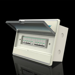 方圆之间-配电箱设计