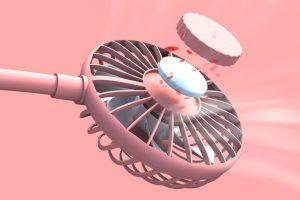 一个小风扇产品设计,很多人都盘它了!