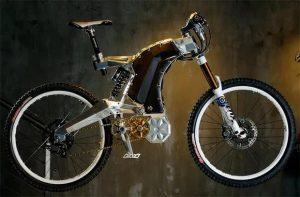 成都自行车外观设计创意(二)